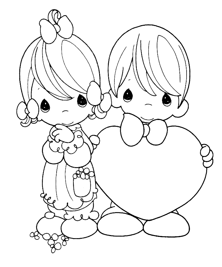 coloring pictures precious-moments,printable,coloring pages