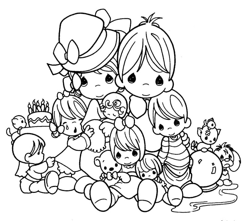 precious moments coloring pages 14printablecoloring pages