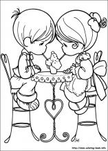 printable pictures of precious-moments page,printable,coloring pages