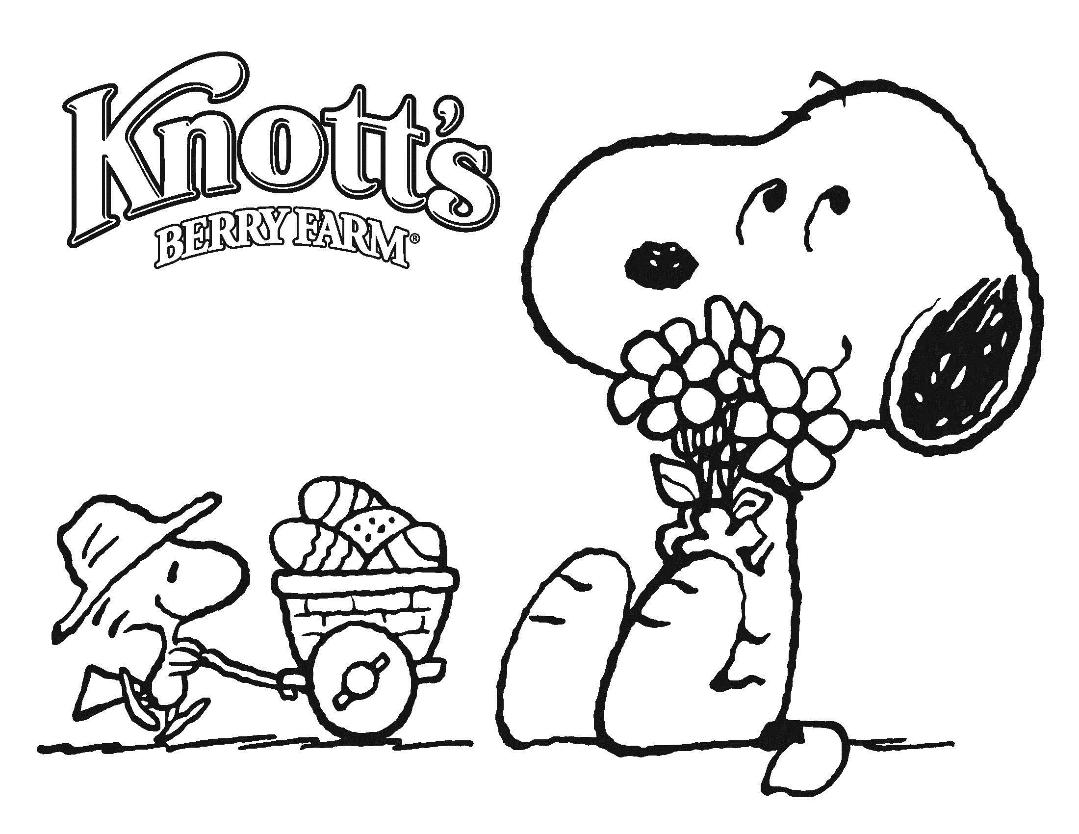 15 kids coloring pages snoopy print color craft