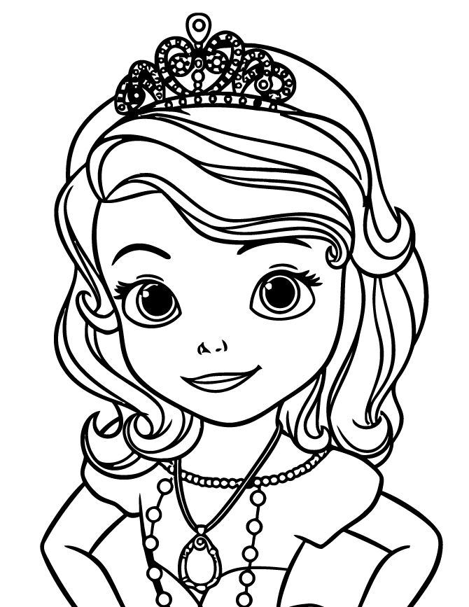 sofia-the-first coloring pages 14,printable,coloring pages
