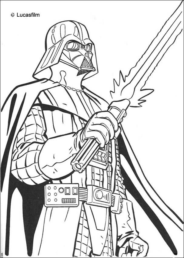 star wars coloring pages | print color craft - Star Wars Coloring Pages Print