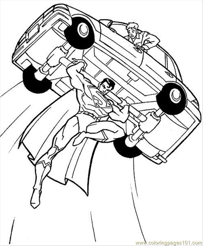Heroes Coloring Pages To Print 12 Page Color Craft