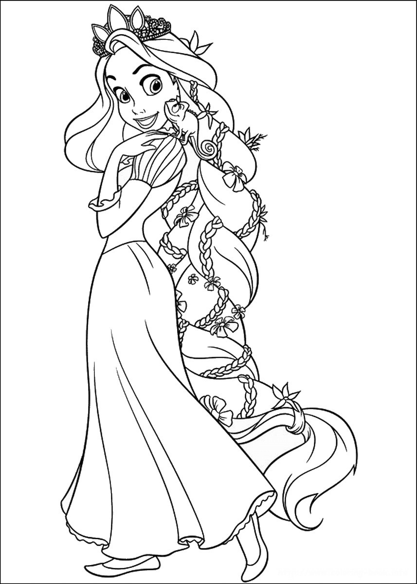 tangled coloring pages 14,printable,coloring pages