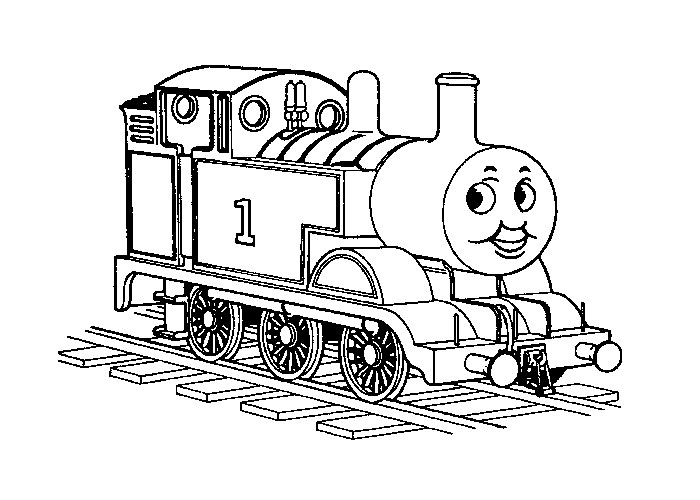 coloring pages of thomas-the-train,printable,coloring pages