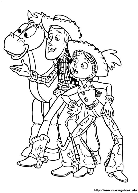 Buzz Lightyear Coloring Pages | Print Color Craft
