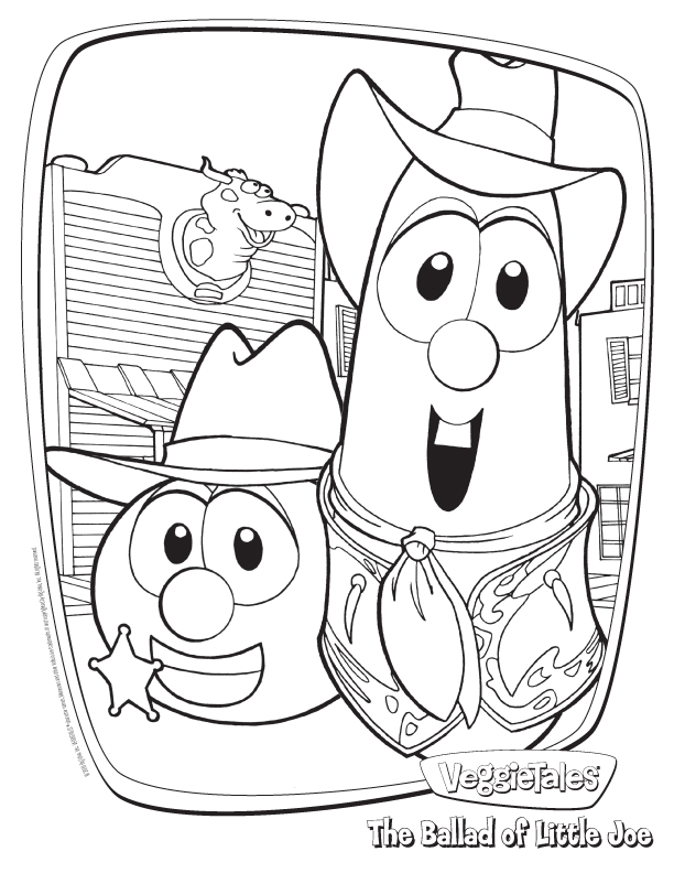 veggie-tales coloring pages,printable,coloring pages