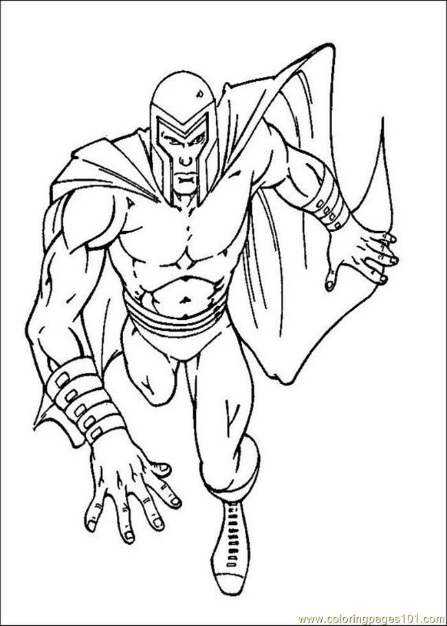x-men coloring page to print,printable,coloring pages