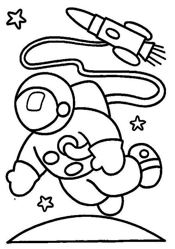 coloring pictures astronaut,printable,coloring pages
