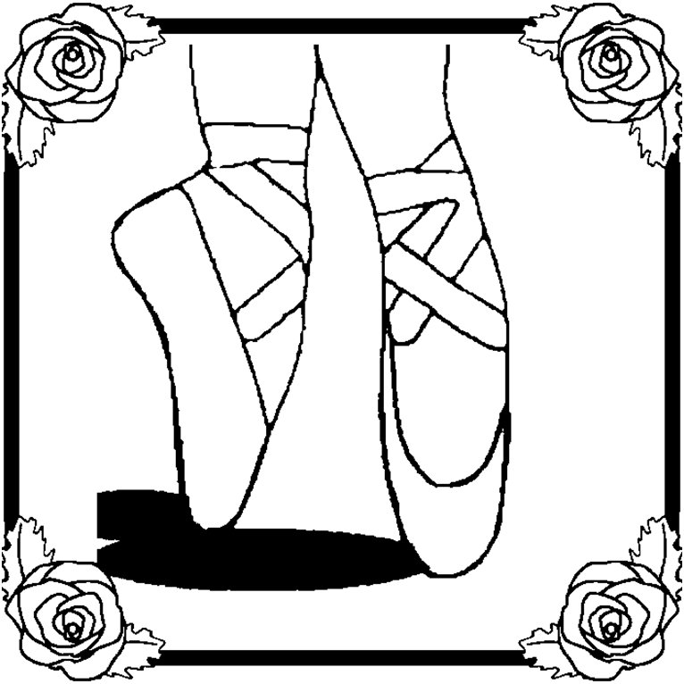ballet coloring pages 12,printable,coloring pages