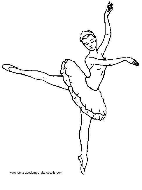coloring pictures ballet,printable,coloring pages