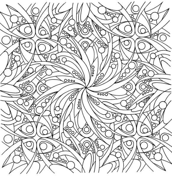 beautiful-abstract coloring pages 12,printable,coloring pages