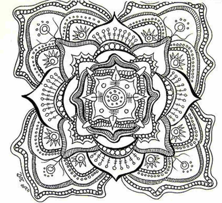 beautiful-abstract coloring pages 15,printable,coloring pages