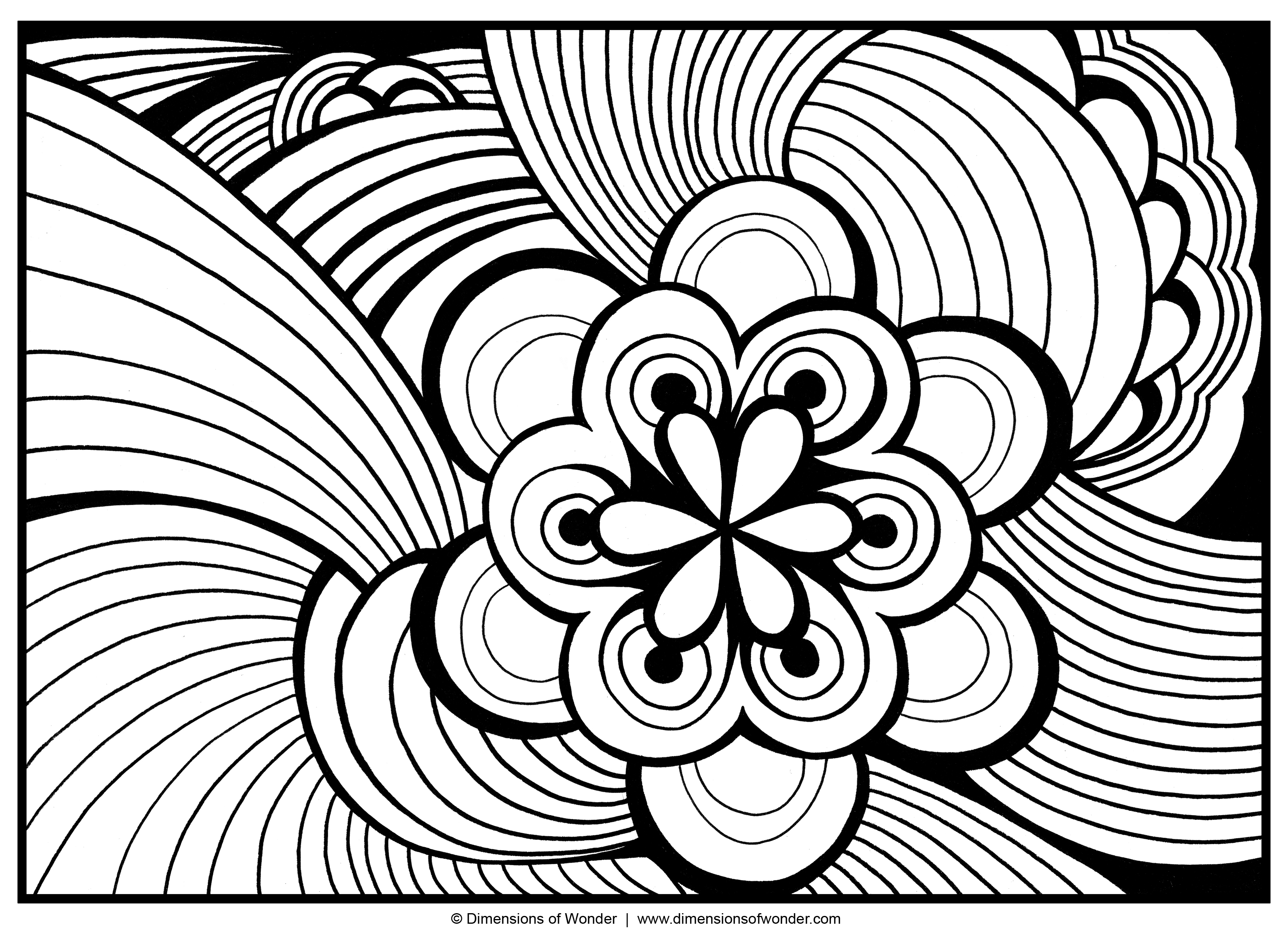 beautiful-abstract coloring pages printable,printable,coloring pages