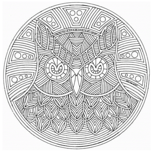 kids coloring pages beautiful-abstract,printable,coloring pages