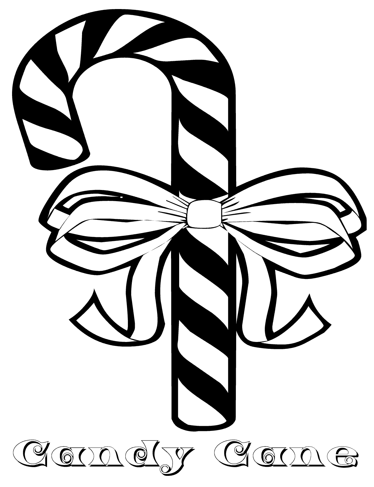 candy-cane coloring pages 15,printable,coloring pages