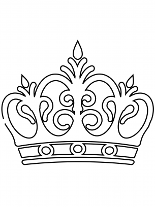 printable pictures of crown page,printable,coloring pages