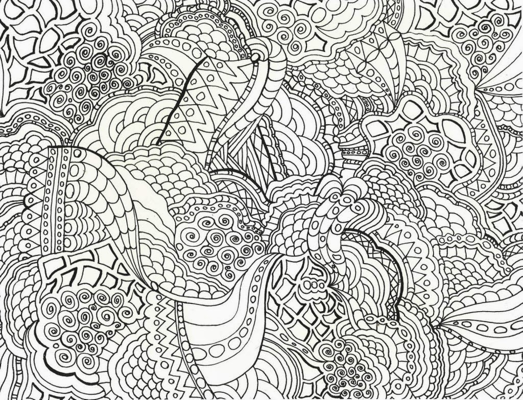 16 printable difficult coloring pages print color craft for Hard coloring pages