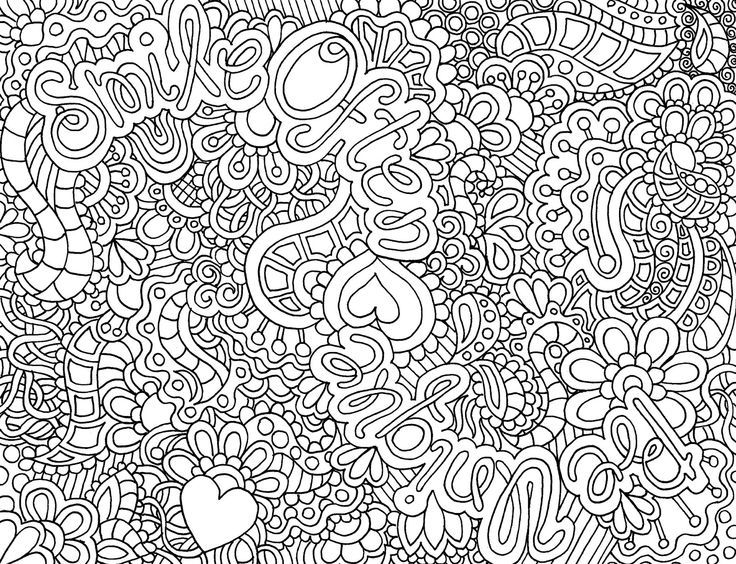 printable pictures of difficult page,printable,coloring pages