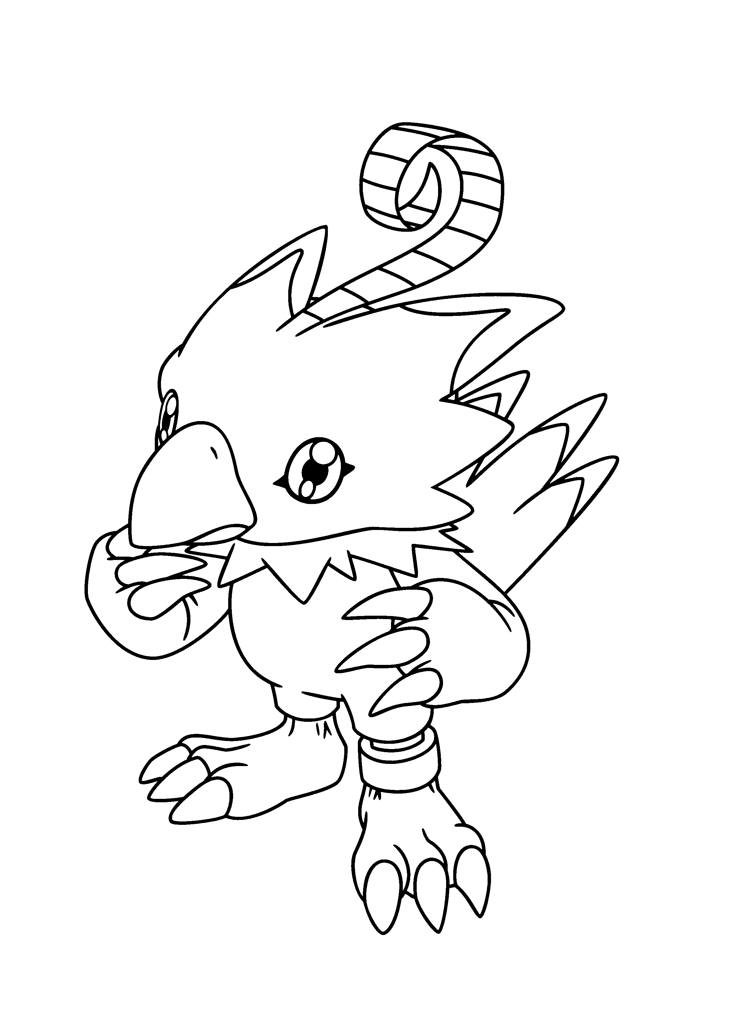 printable digimon coloring pages,printable,coloring pages