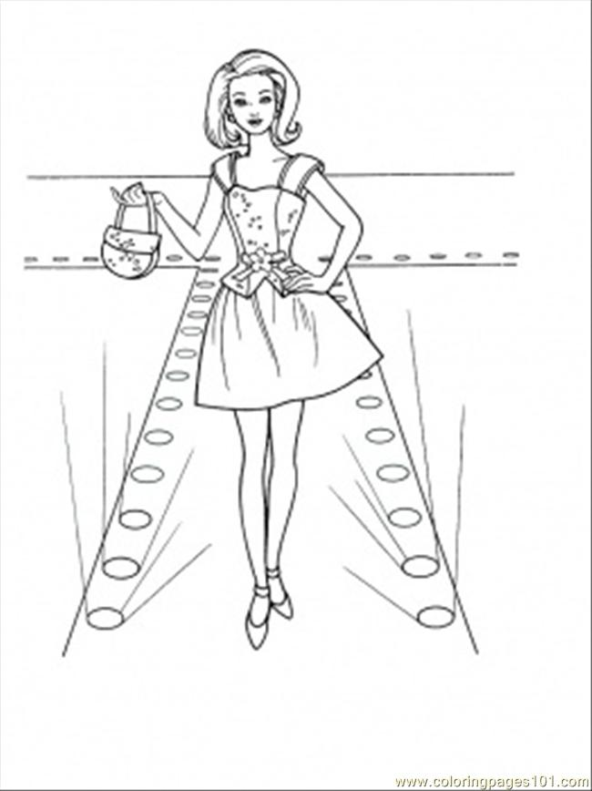 fashion-design coloring pages,printable,coloring pages