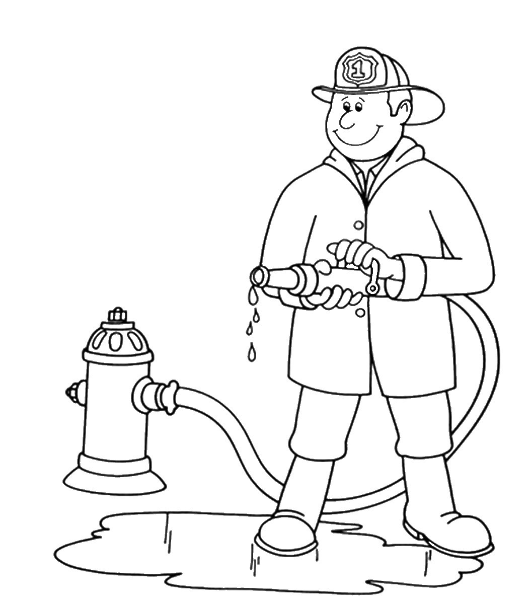 firefighter coloring pages printable 11 printable firefighter coloring pages print color craft