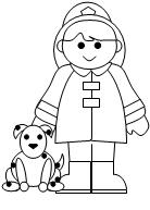 kids coloring pages firefighter,printable,coloring pages