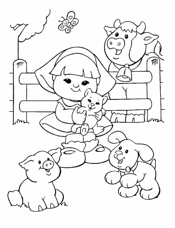 fisher-price coloring pages for kids,printable,coloring pages