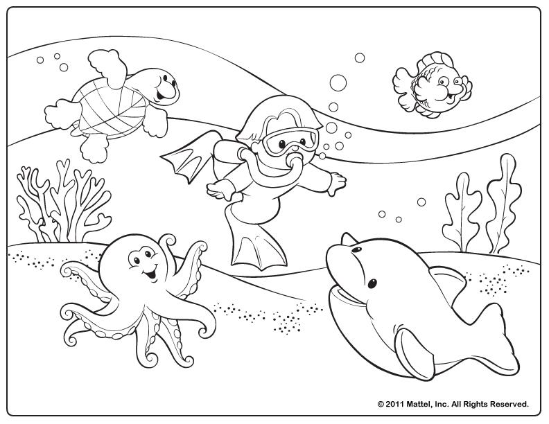 printable fisher-price coloring pages,printable,coloring pages