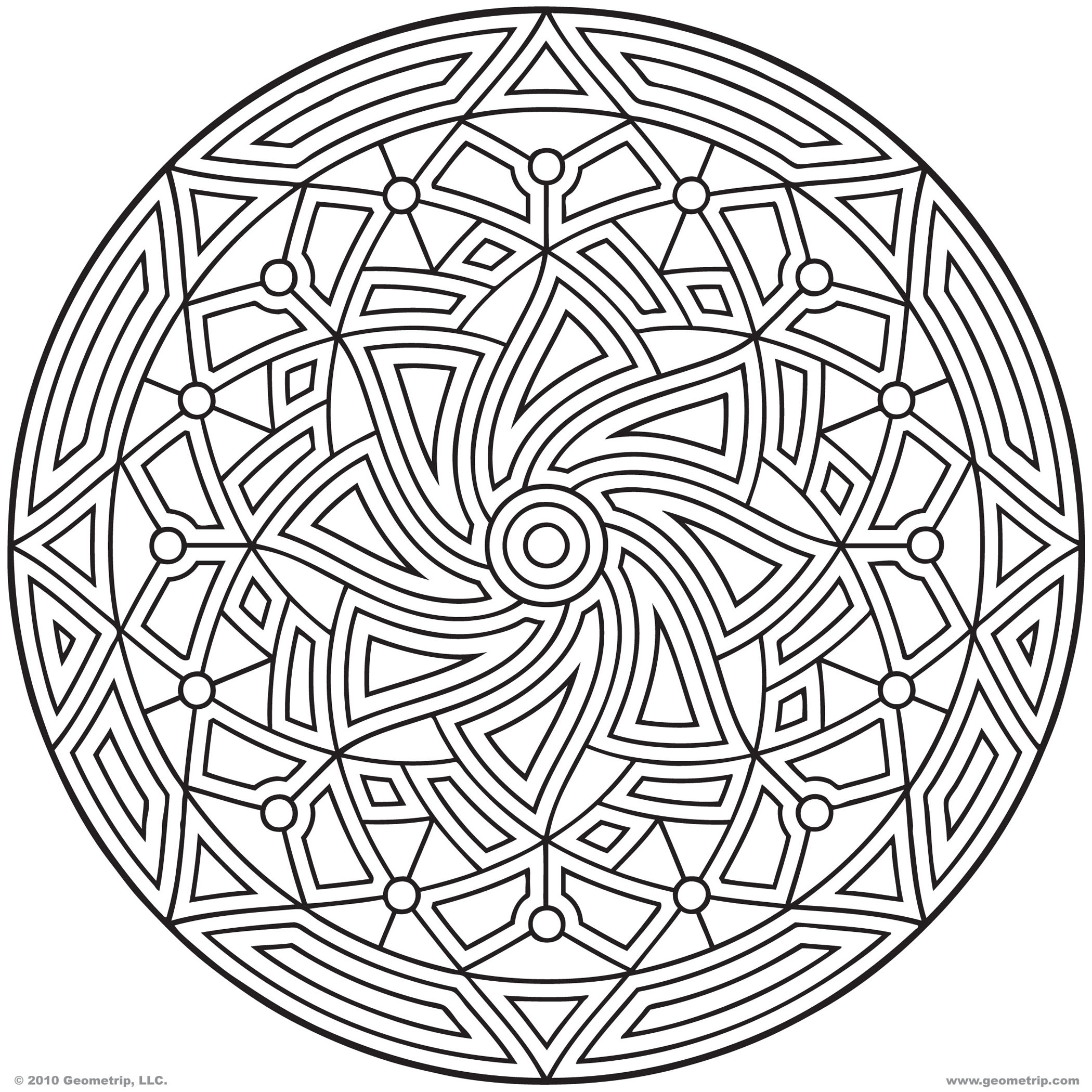 geometric coloring pages 11,printable,coloring pages