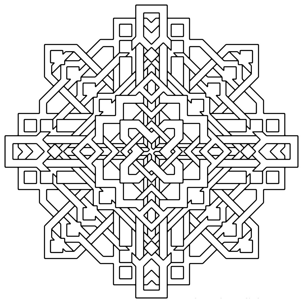 geometric coloring pages for kids,printable,coloring pages
