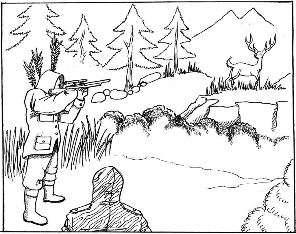coloring pages of hunting,printable,coloring pages