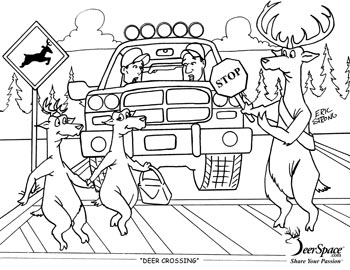 hunting coloring pages for kids,printable,coloring pages
