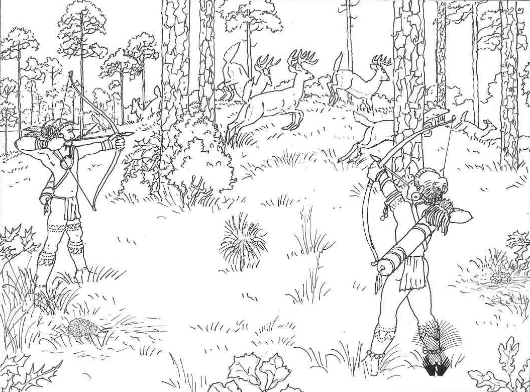 hunting coloring pages printable,printable,coloring pages