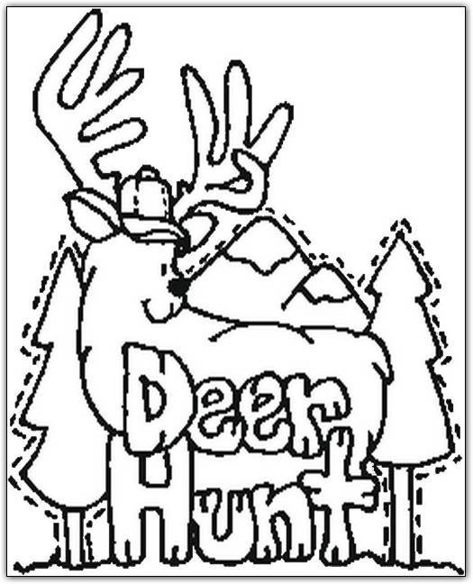 printable hunting coloring pages,printable,coloring pages