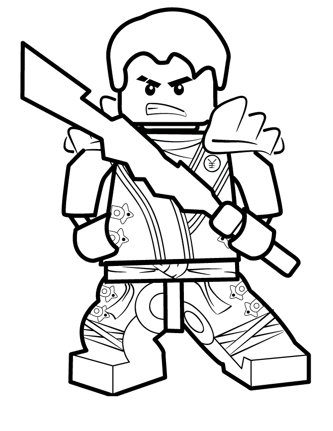 coloring pages of lego-ninjago,printable,coloring pages