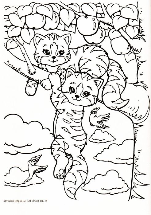 coloring pictures lisa-frank,printable,coloring pages