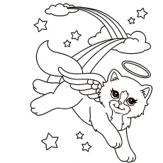 lisa-frank coloring pages,printable,coloring pages