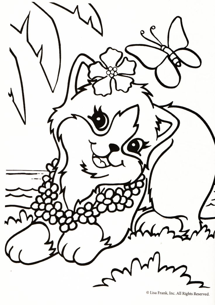 printable lisa-frank coloring pages,printable,coloring pages