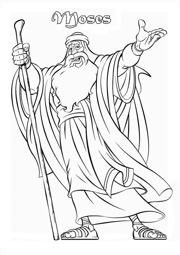 moses coloring pages 11,printable,coloring pages
