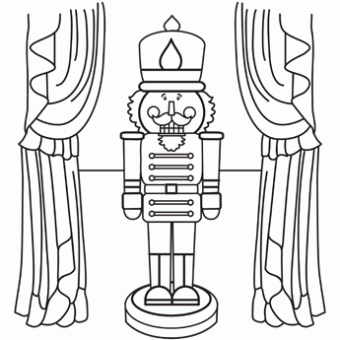 nutcracker coloring pages,printable,coloring pages