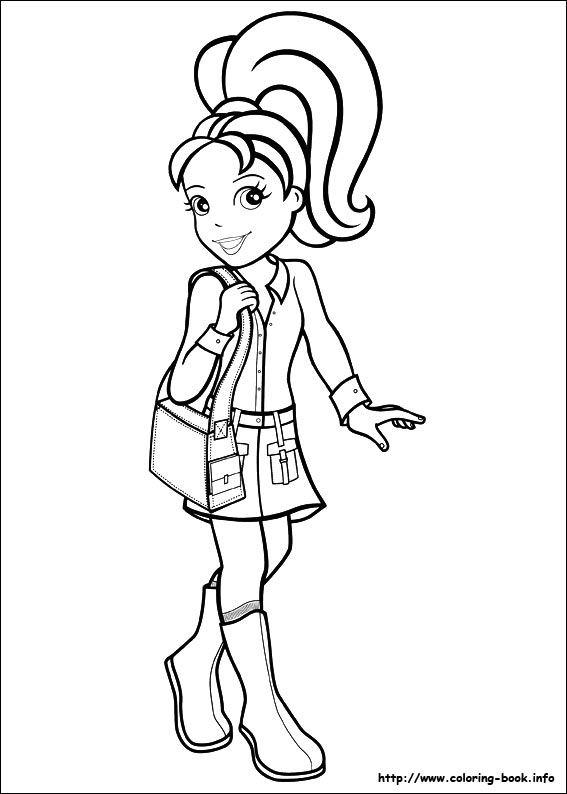 polly-pocket coloring pages,printable,coloring pages
