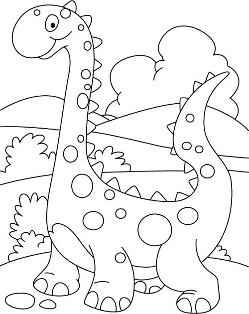 Coloring Printables For Kindergarten : Preschool coloring page to print color craft