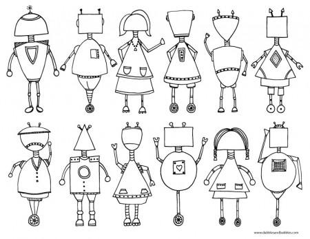 robot coloring pages 14,printable,coloring pages