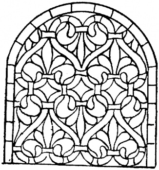 Christmas Stained Glass Coloring Book (Holiday Stained Glass ... | 350x326