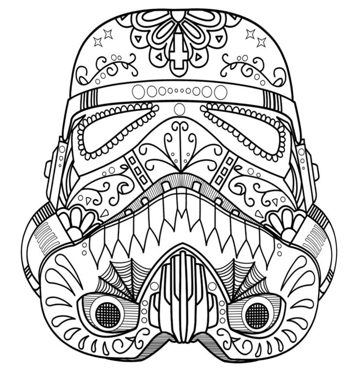 kids coloring pages sugar-skull-free,printable,coloring pages