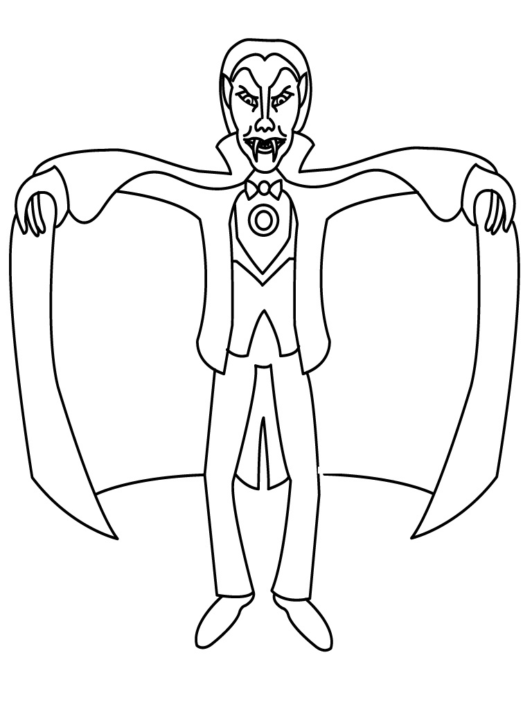 vampire coloring pages 11,printable,coloring pages