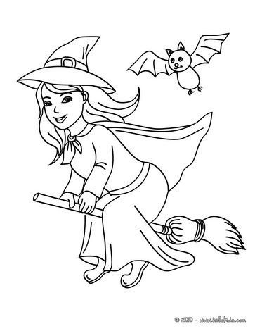 witch coloring pages,printable,coloring pages