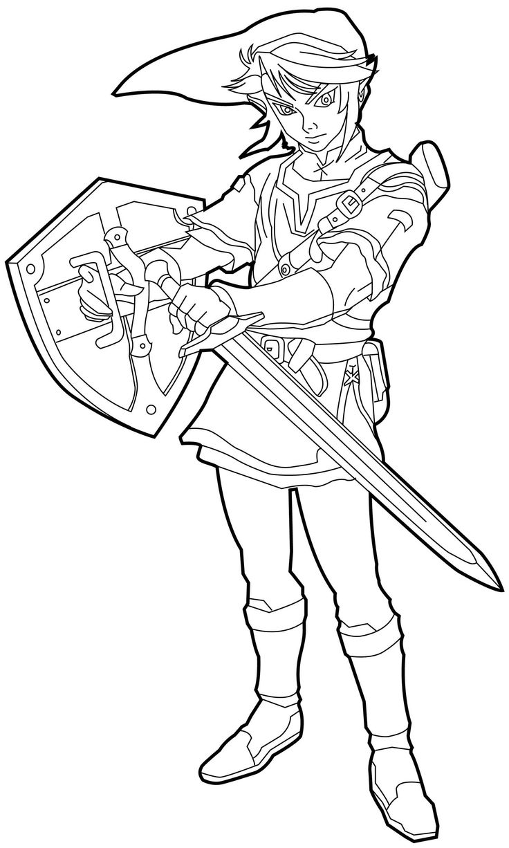 printable zelda coloring pages,printable,coloring pages