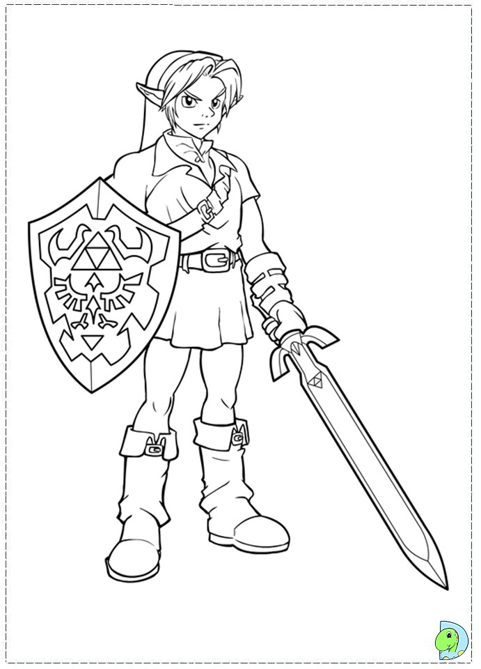zelda coloring pages,printable,coloring pages